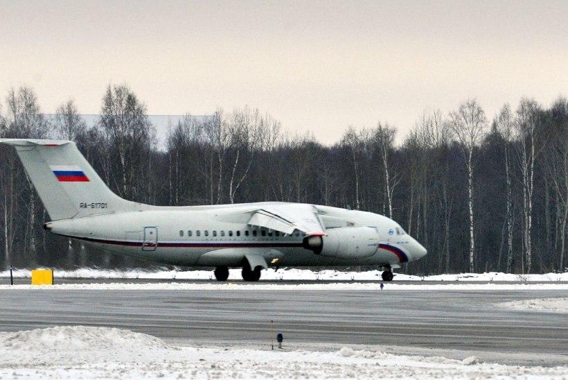 Venemaa lennukid rikkusid piiri seitsmel korral