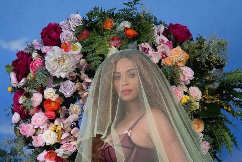 """Kaksikuid ootav Beyoncé: """"Mul on kolm südant!"""""""
