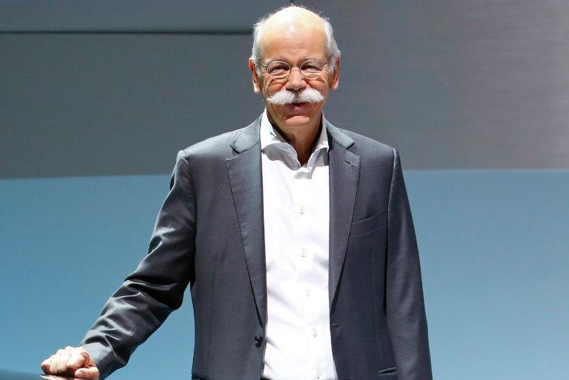 Daimleri iga töötaja saab 5400 eurot preemiat