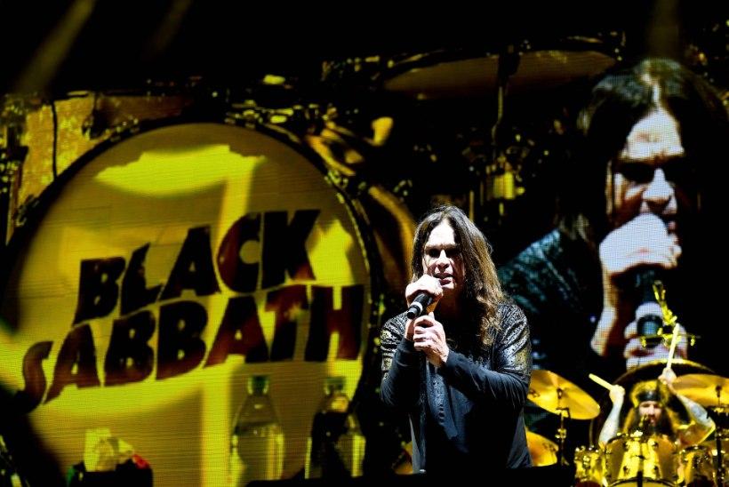 Black Sabbath andis viimase kontserdi