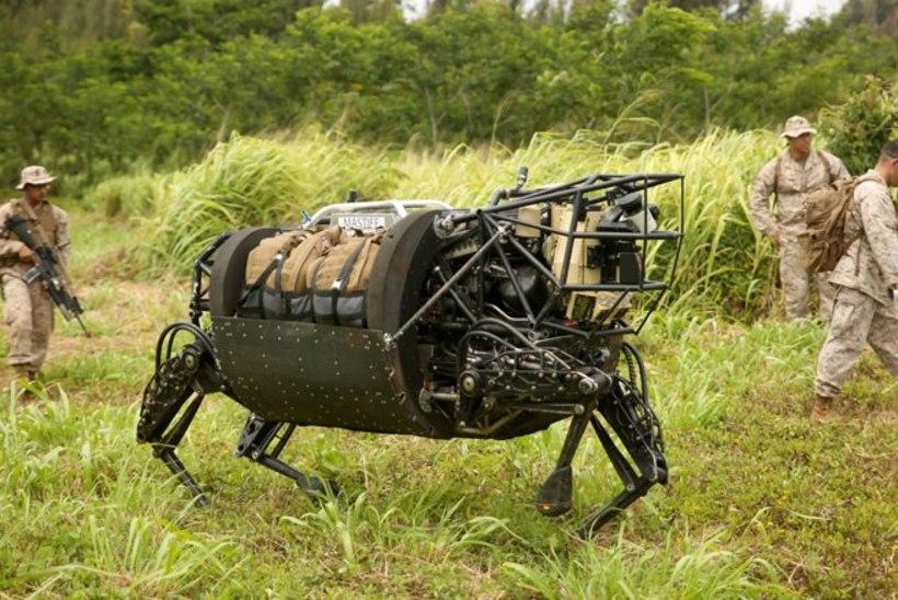 SUUR ÜLEVAADE: Mehitamata maismaasõidukite kiire võidukäik