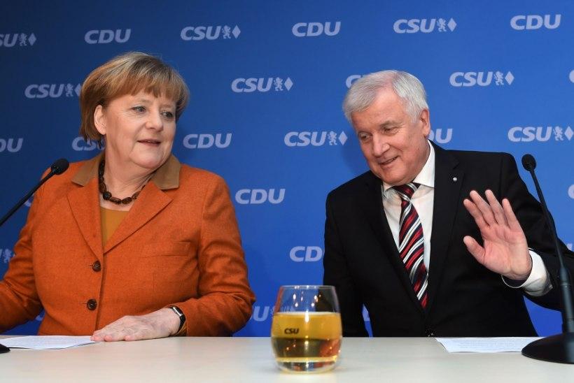 Saksa konservatiivid eelistavad uue liidukantsleri valimistel Merkelit