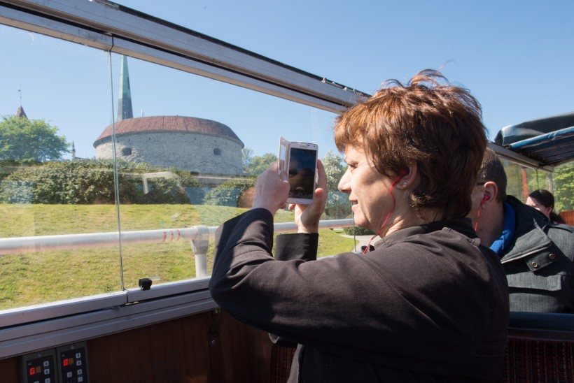 Eesti välisturistide arv ületas rekordiliselt 2 miljoni piiri