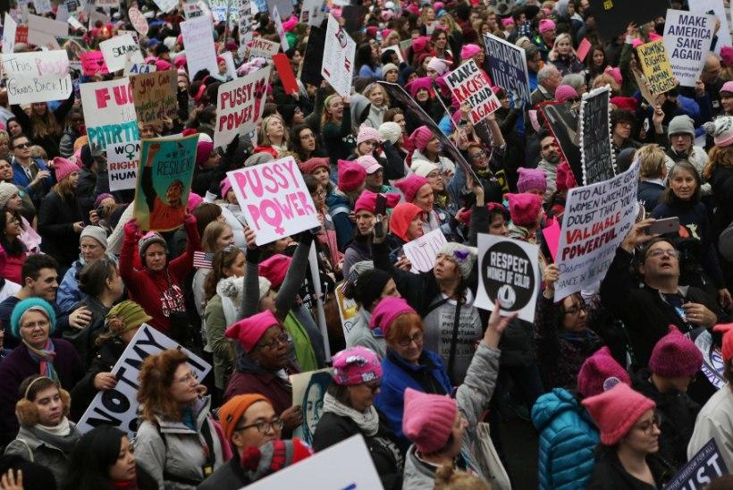 Päev ilma naisteta: naiste marsi järel planeeritakse suurt streiki