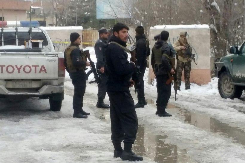Terroristid muudavad elu Kabulis põrguks