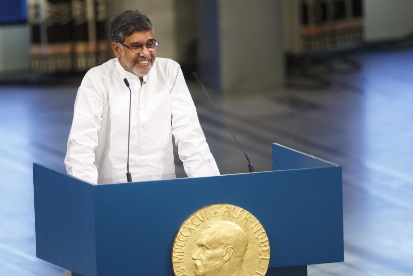 Vargad puistasid 2014. aasta Nobeli rahupreemia laureaadi kodu