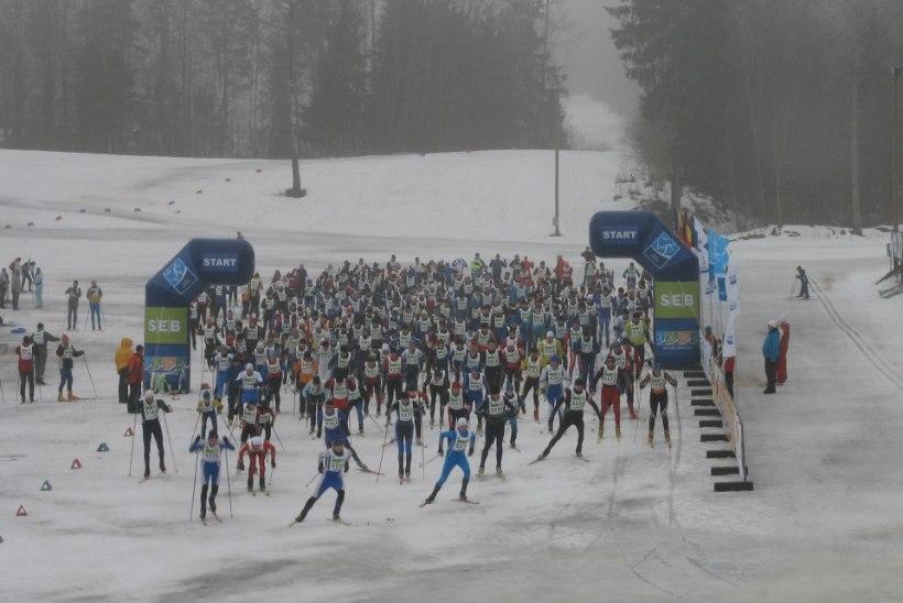 Tartu maratoni avaüritused toimuvad originaalrajal vaid ime abil