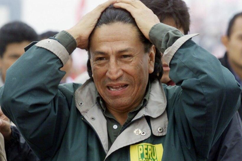 Peruu ekspresidenti ähvardab vangla
