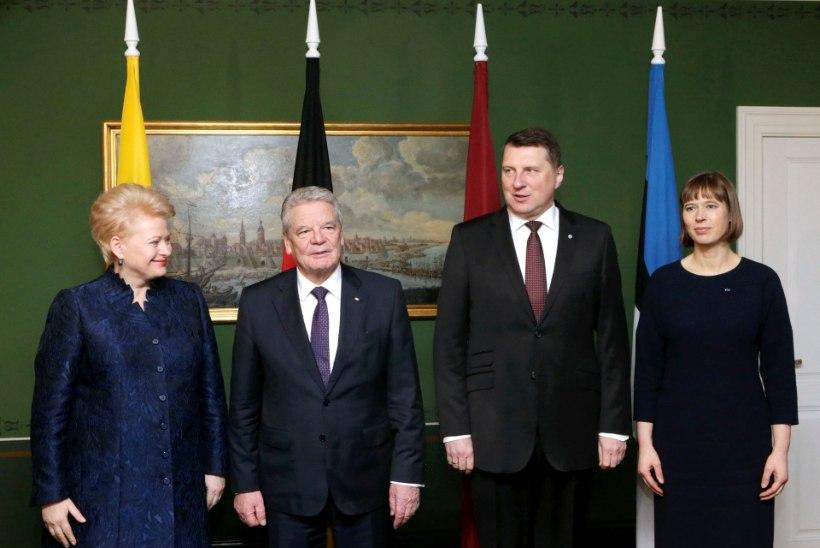 President Kaljulaid Riias: Euroopa peab seisma väärtuste kaitsel ühtsena