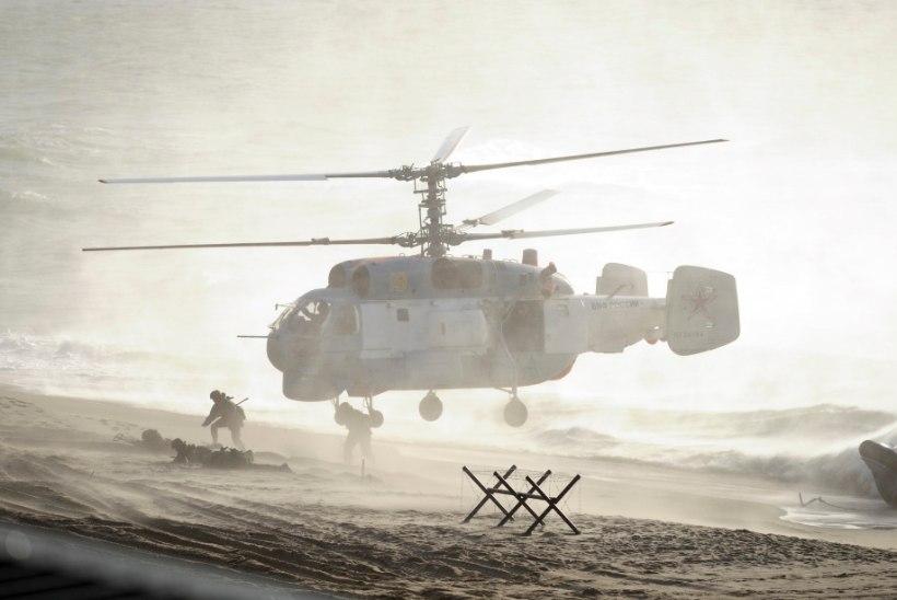ÜLEVAADE: milline on Venemaa relvajõudude hetkeseis