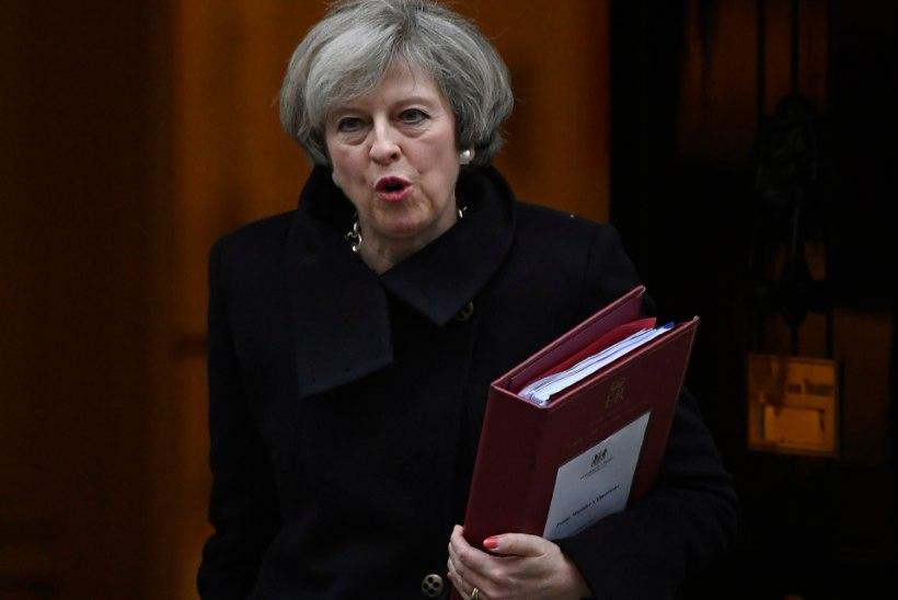 Suurbritannia astus sammukese Euroopa Liidust lahkumise teel
