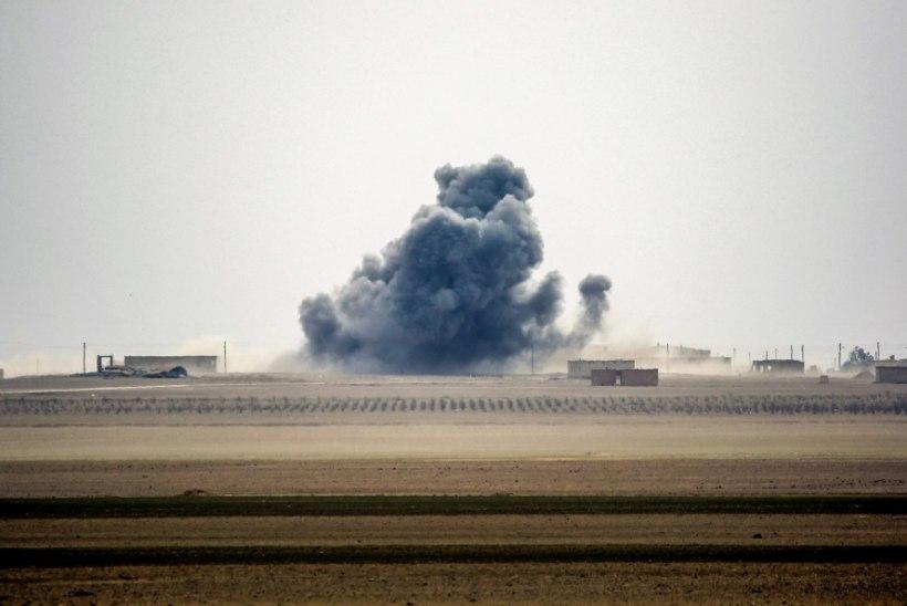 Põhja-Süürias hukkus Vene õhurünnakus kolm Türgi sõjaväelast