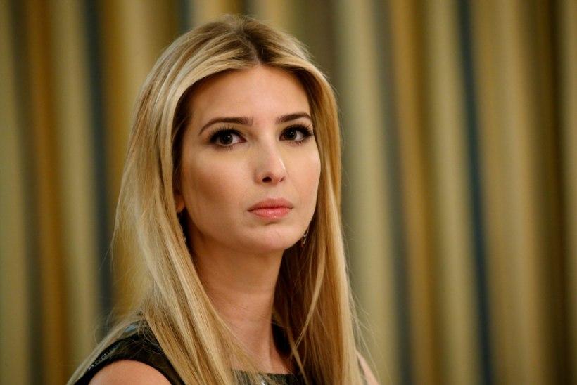 Donald Trump kaitses tütart, minetades presidendi eetikareeglid?