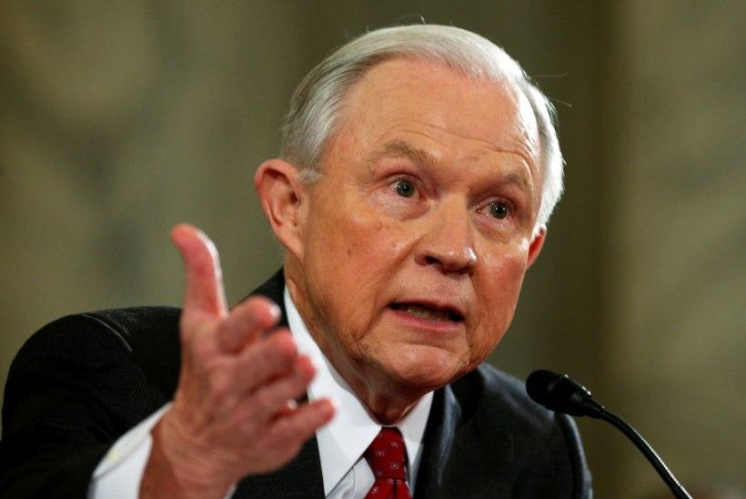 Jeff Sessionist sai USA justiitsminister