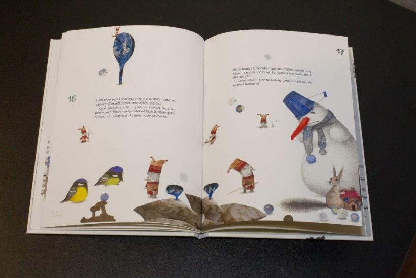Rahvusraamatukogus kuulutati eile välja aasta kauneimad raamatud