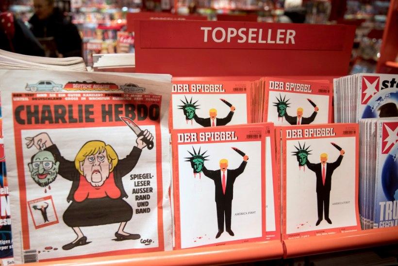 Uskumatu! Merkel võttis konkurent Schulzil pea maha