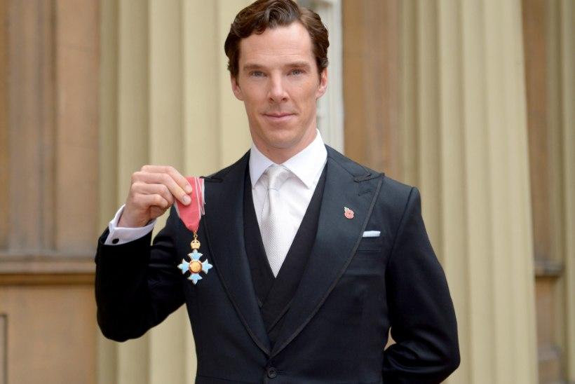 Benedict Cumberbatchist saab aristokraatlik elumees