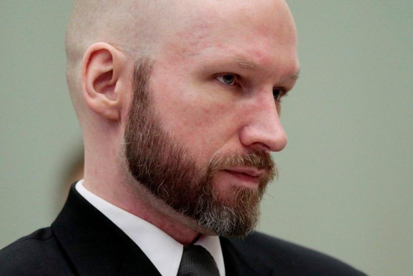 Breivik jäi apellatsioonikohtus kaotajaks
