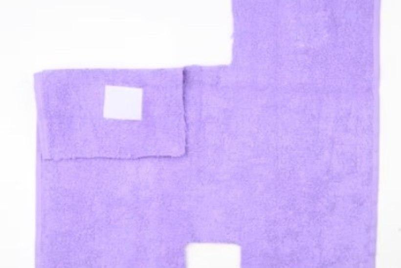 Õmble: anna päevinäinud rätikule uus elu