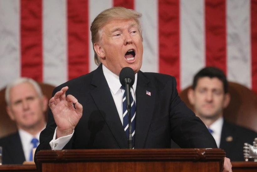 VIDEO | Trump pidas USA Kongressi ees oma esimese kõne