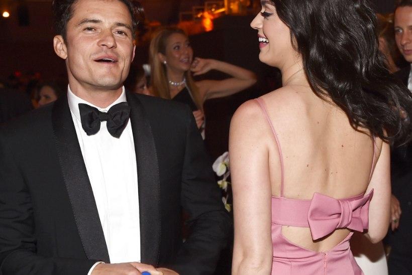 Mis juhtus?! Katy Perry ja Orlando Bloom läksid lahku