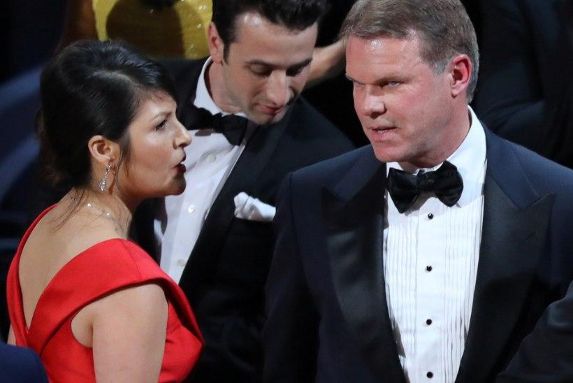 Oscari-skandaali süüdlasel oli keelatud gala ajal Twitteris säutsuda