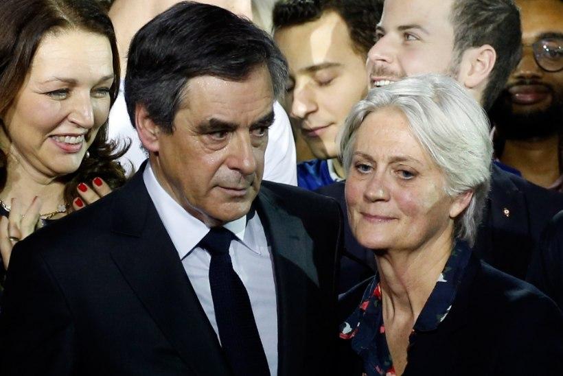 Fillon võib saada ametliku süüdistuse, ent ei loobu presidendiks kandideerimast