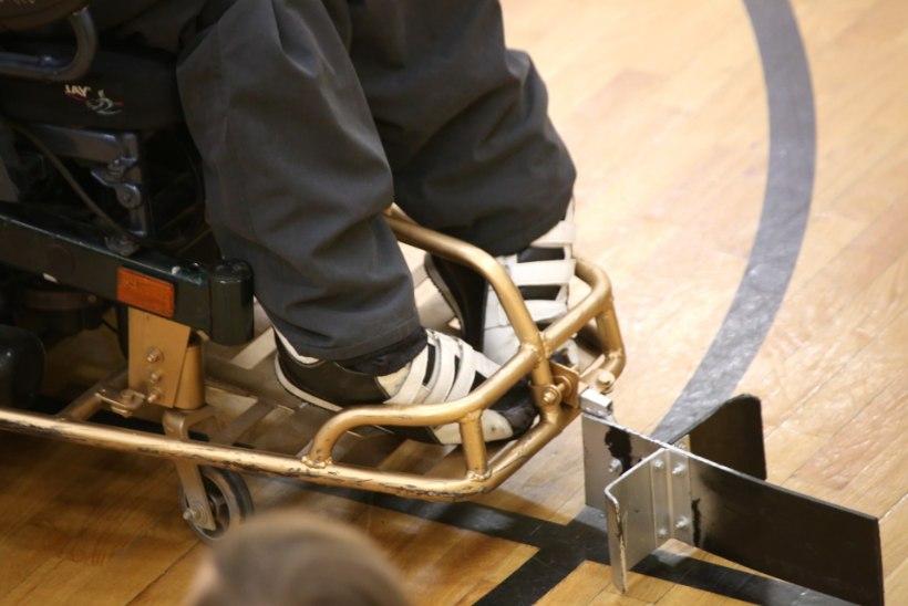Sportida saab ka siis, kui sul liigub ainult pöial