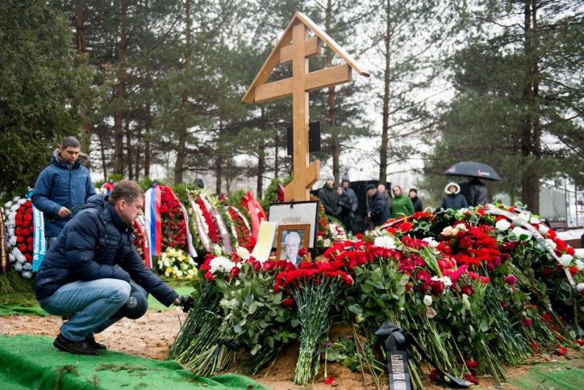 MIS TOIMUB? Lühikese aja jooksul suri seitse Venemaa diplomaati