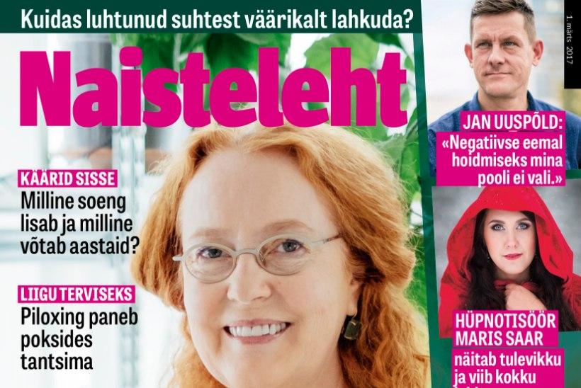 """Epp Maria Kokamägi: """"Miski pole hullem rumalast naisest."""""""