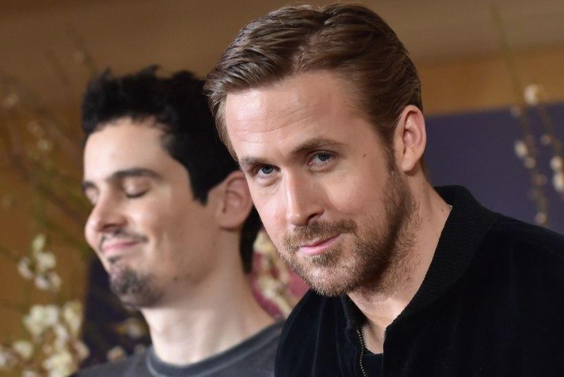 """Gosling kehastab """"La La Landi"""" lavastaja uues filmis kosmoselegendi"""