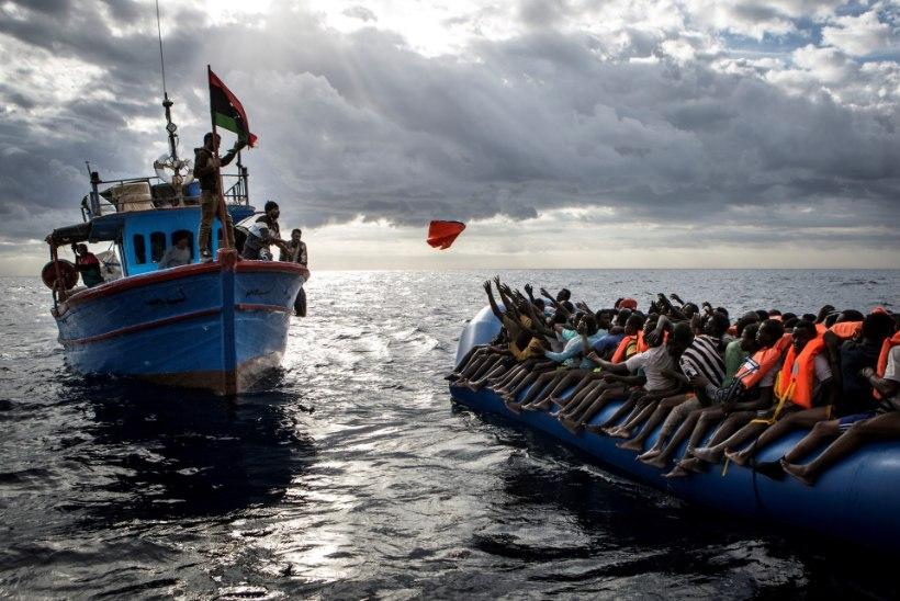 Tänavu on üle Vahemere tulnud ligi 20 000 põgenikku