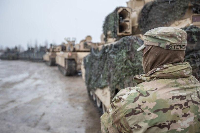 Tankiga stripibaari ehk Vene meedia nägemus meie paraadist