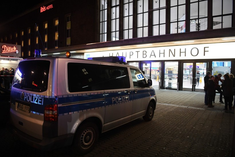 Düsseldorfi kirvemees ründas kell 20.51