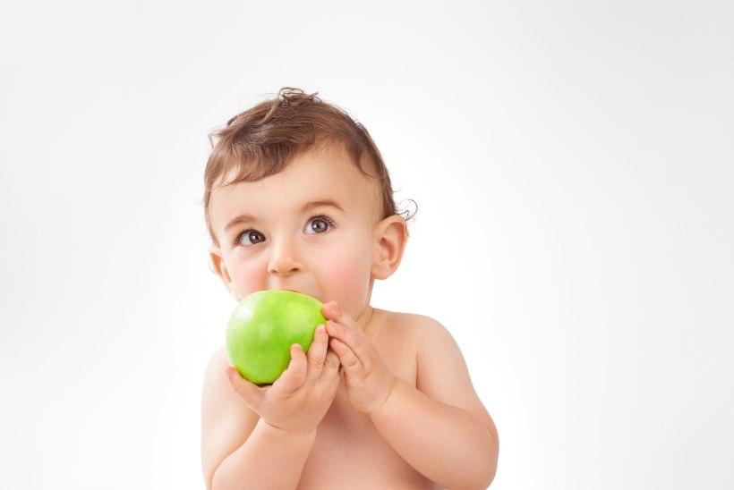 LAPSEVANEMATELE! Kui väikelaps on toidu suhtes liiga valiv