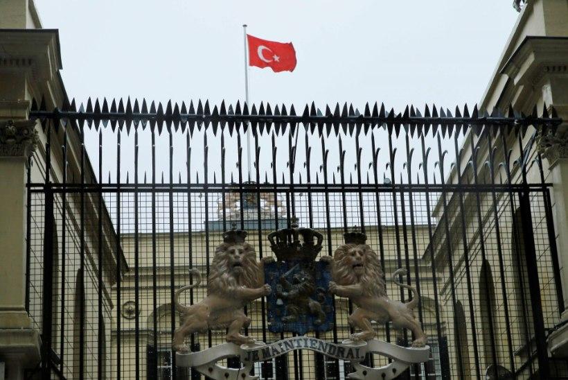 Türgi peab Euroopaga sõnasõda