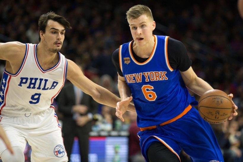 VIDEO   Noor lätlane võtab sõna: Knicksi mänguskeem on juhuslik ja segane!