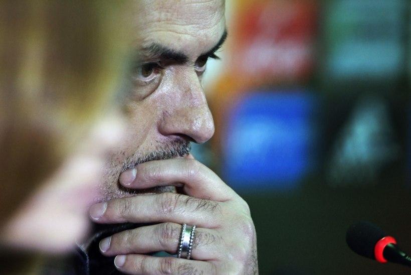 Mida Mourinho välja nuputab? Manchester United läheb Chelsea vastu ründajateta