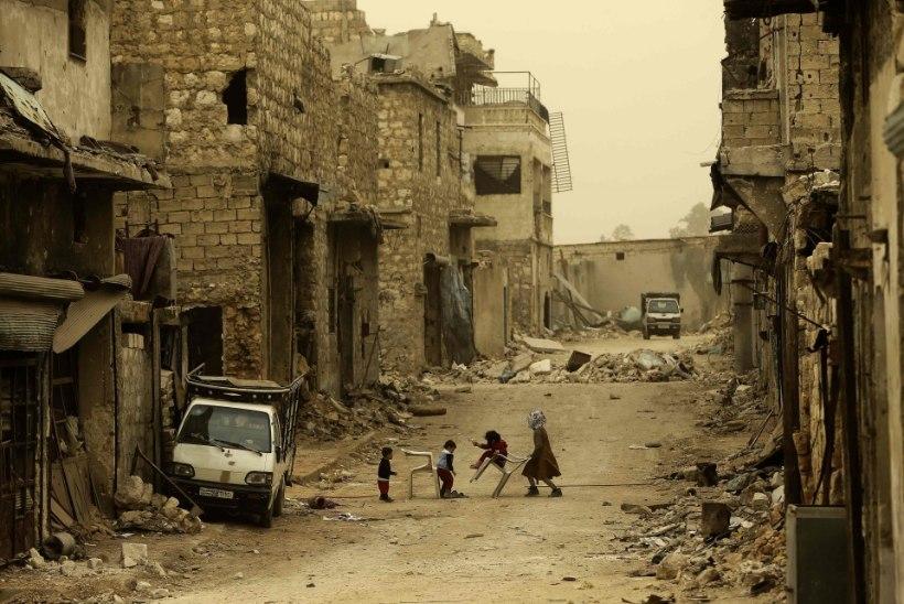 UNICEF: 2016. aastal hukkus Süürias rohkem lapsi kui eales varem