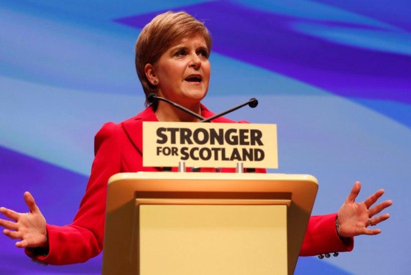Šotlased soovivad seoses iseseisvumisega uut referendumit