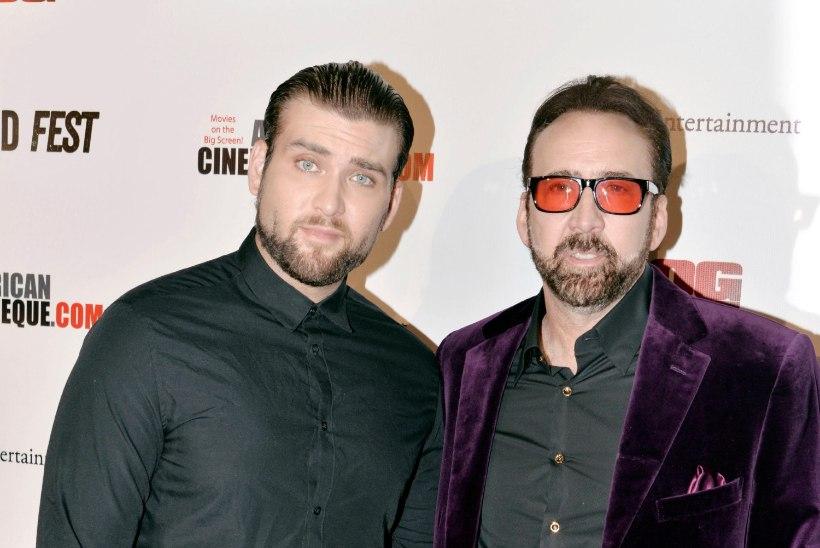 Nicolas Cage'i poega ähvardab türm