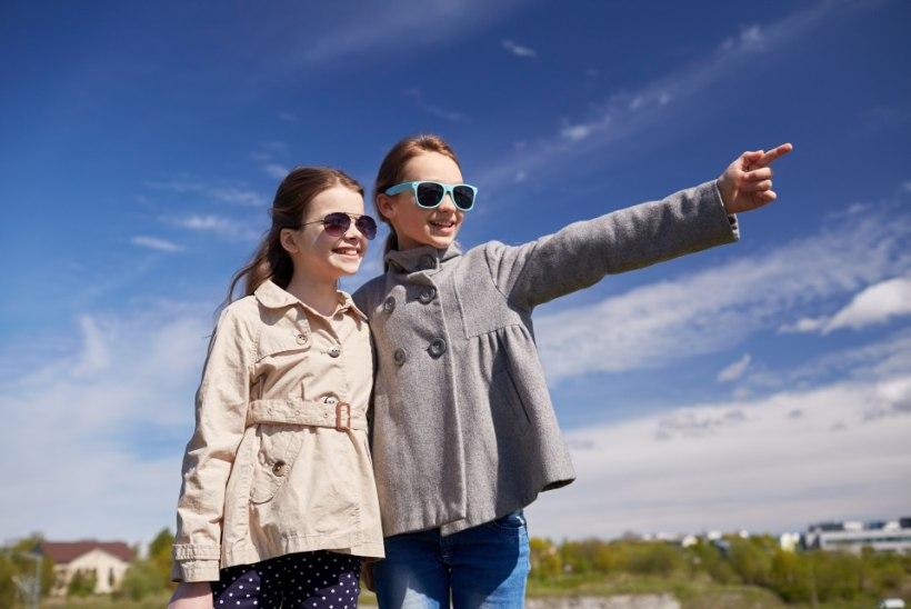 OPTOMETRIST SELGITAB: kuidas kaitsta silmi ereda kevadpäikese eest?