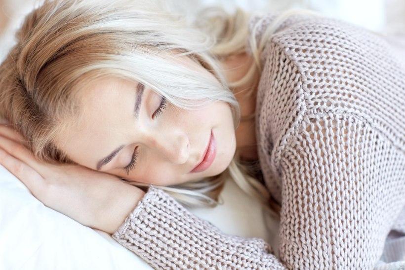 Mis juhtub, kui sa magad?
