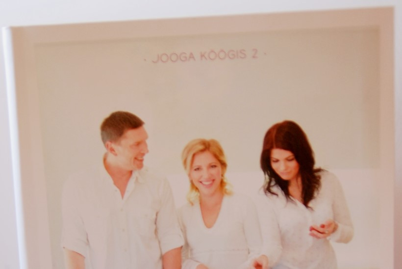 Jooga köögis: too oma ellu rõõmu ja tervist köögis koos kaaslastega askeldades