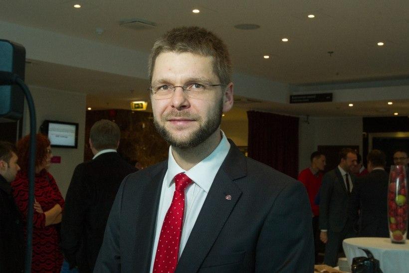 Kas Jevgeni Vesi või Ossinovsky Viin võib osutuda valimistel keelatud annetuseks?