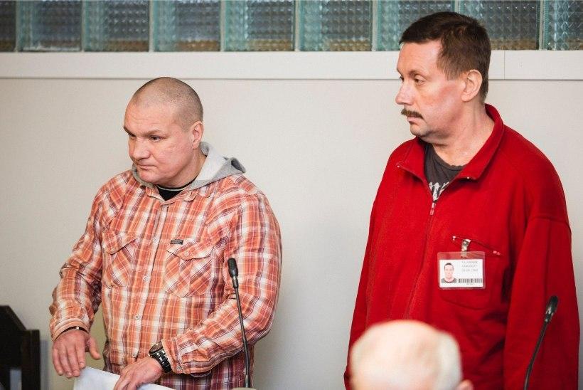 Kohus mõistis kahele mehele julma mõrva eest pika vangistuse