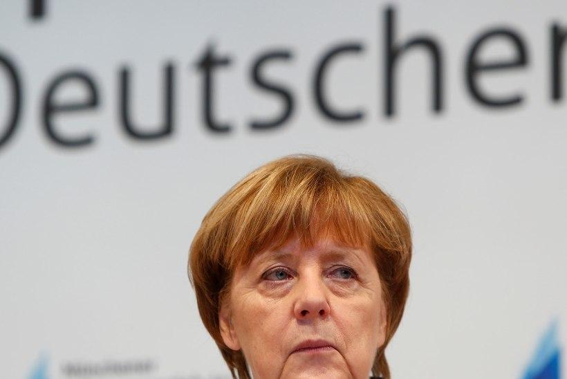 Merkeli ja Trumpi kohtumine lükkus edasi