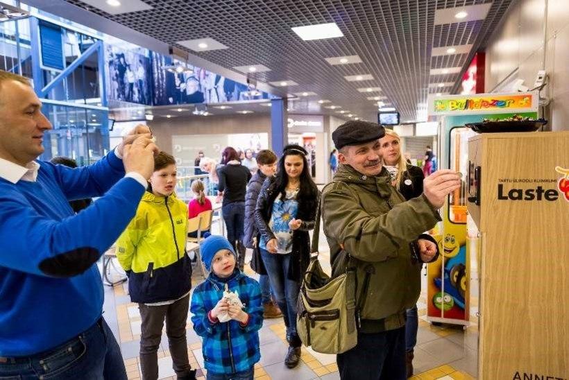 Ravitoitu vajavate laste heaks on kogunenud ligi 38 000 eurot