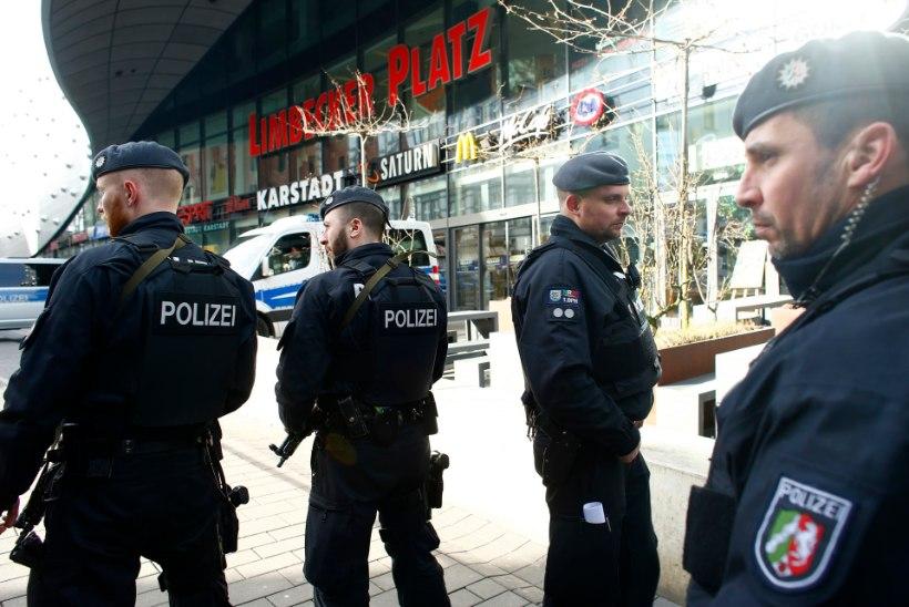 Saksa kaitsepolitsei: terrorioht on aegade kõrgeimal tasemel