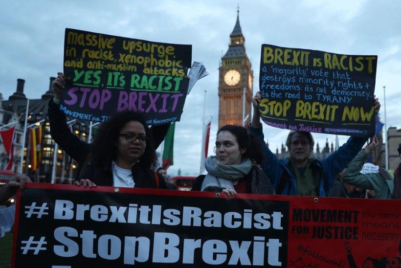 Briti parlament andis Brexitile vabad käed!
